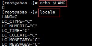 linux中文显示乱码?如何设置centos6显示中文